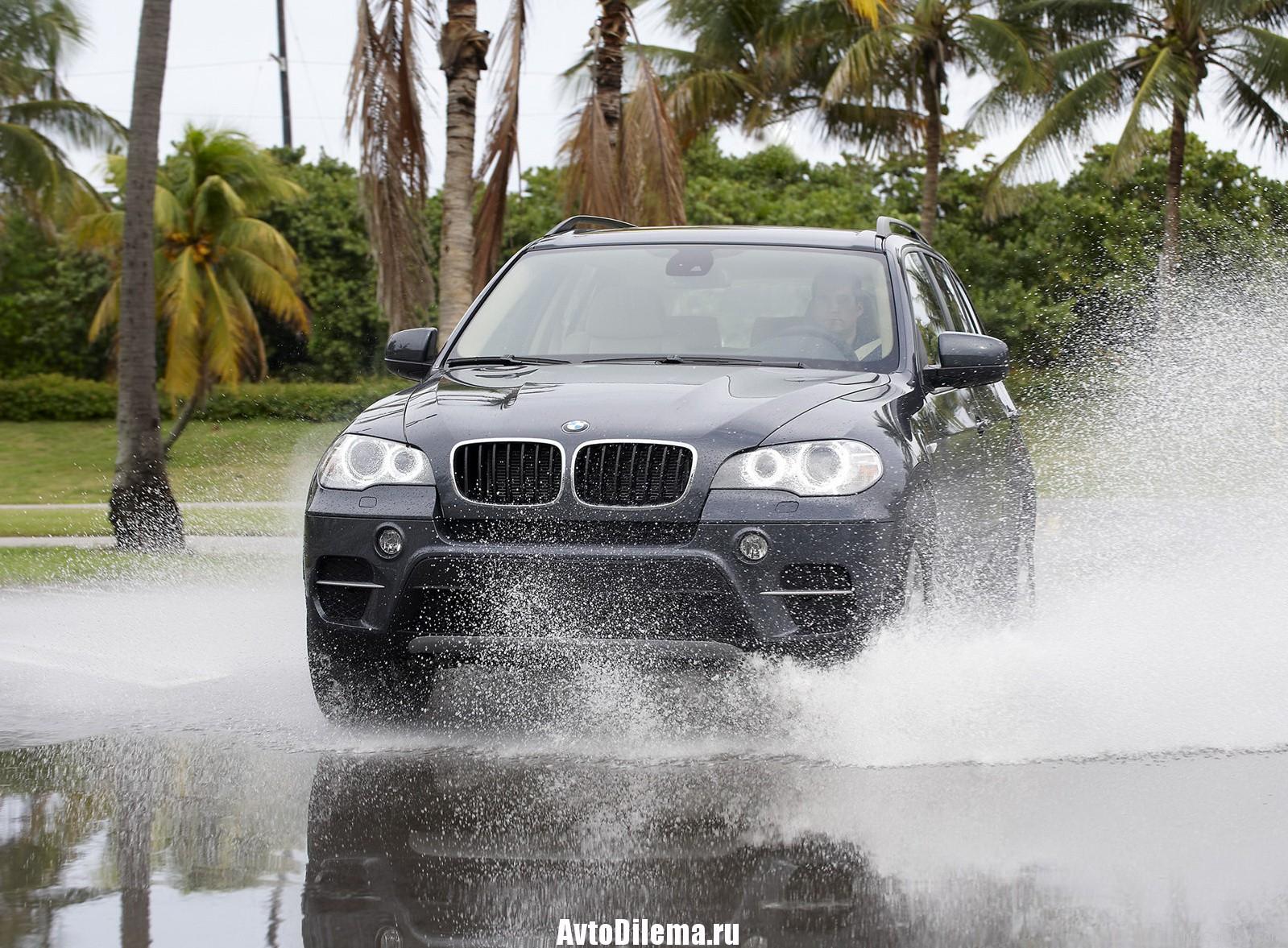 Болячки — BMW X5