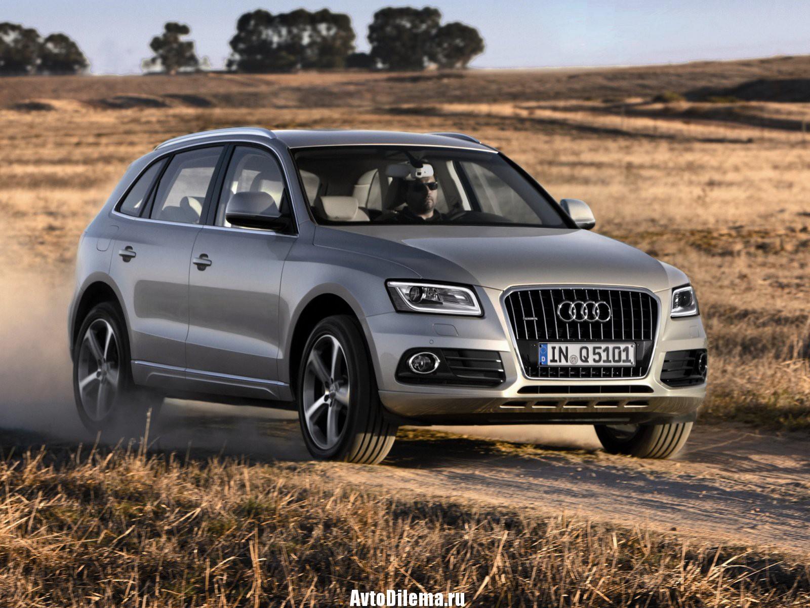 Болячки Audi Q5 с пробегом