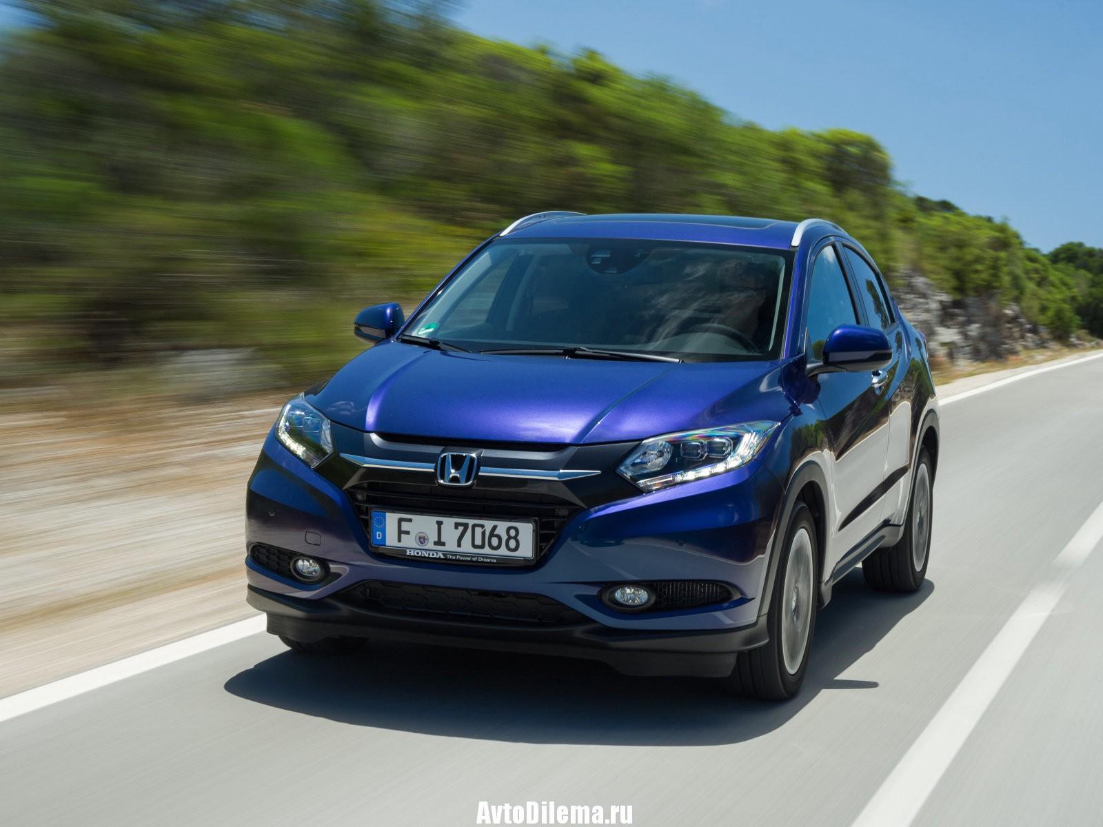 Honda HR – V 2015