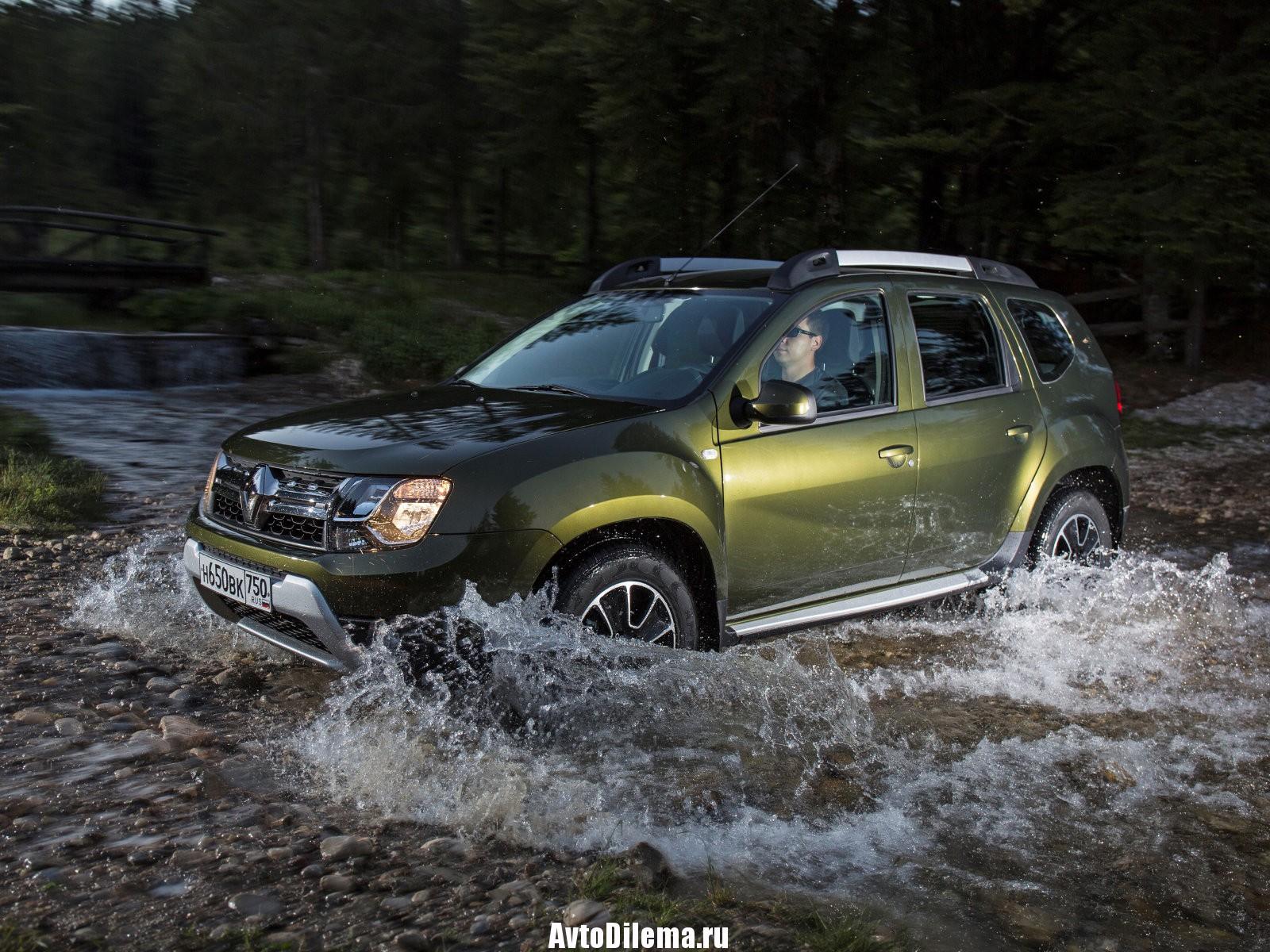 Слабые места — Renault Duster