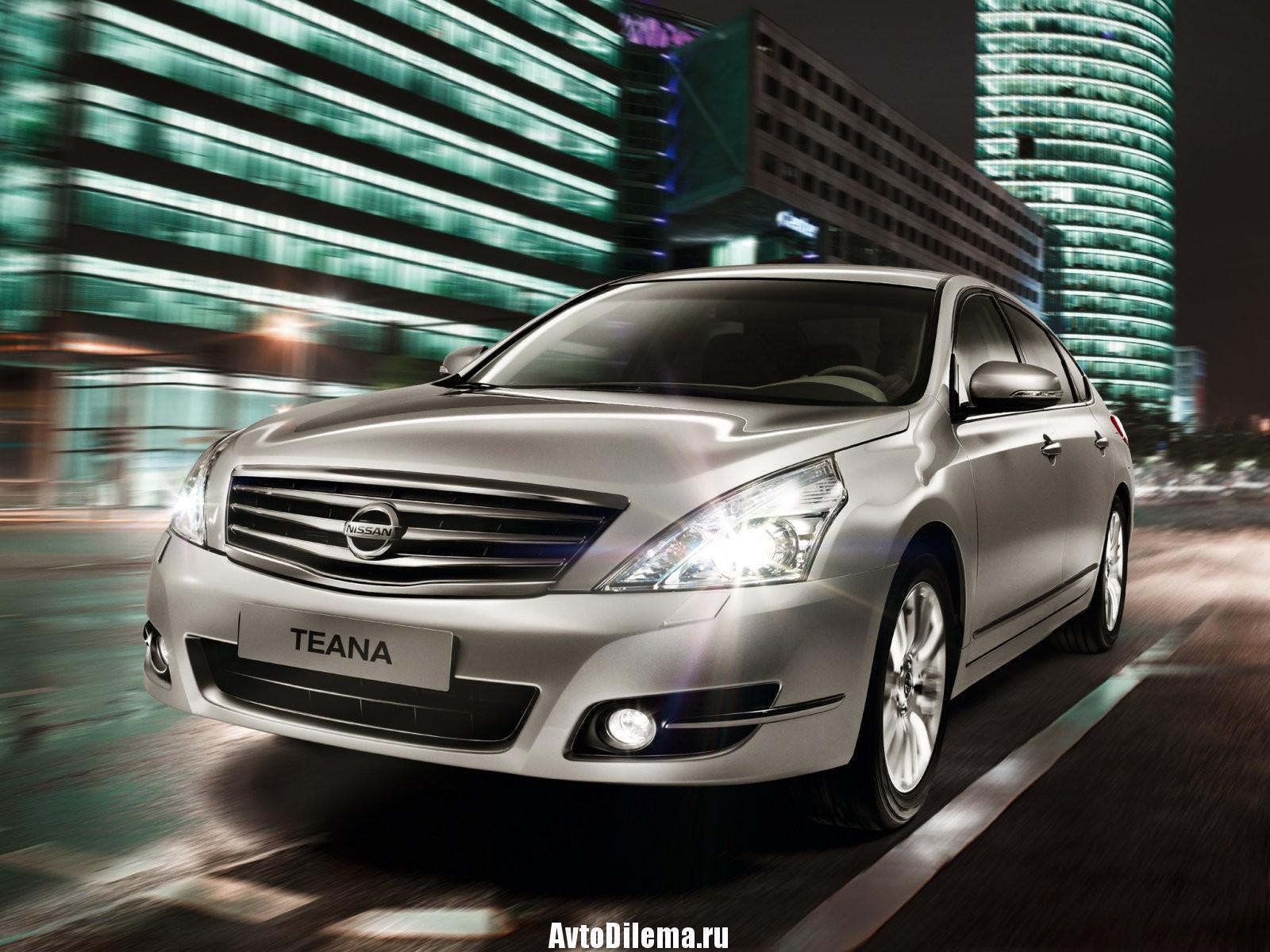 Какие болячки у Nissan Teana 2 ?