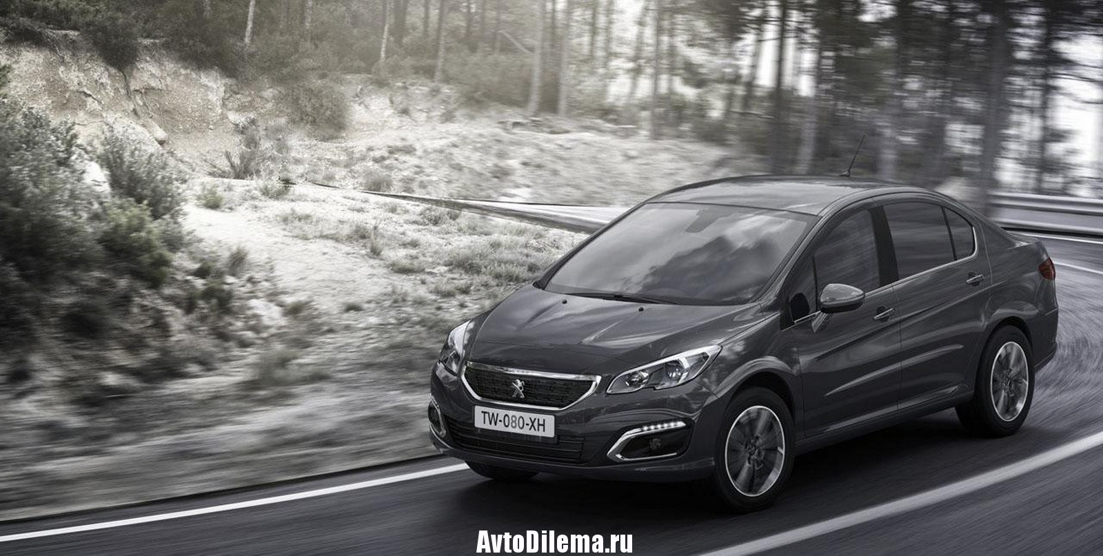 Peugeot 408 — уже не такси