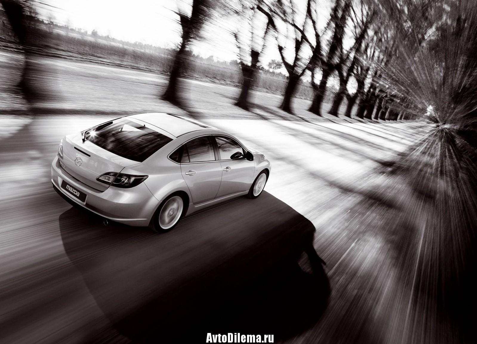 Слабые места Mazda 6 II