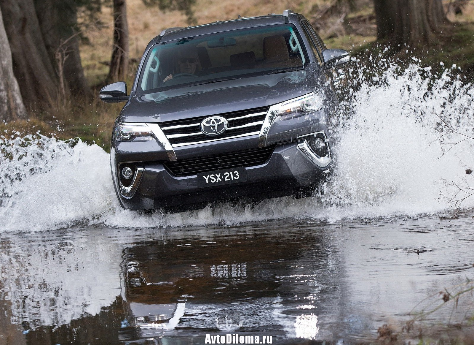 Toyota Fortuner — дешевый Land Cruiser Prado?