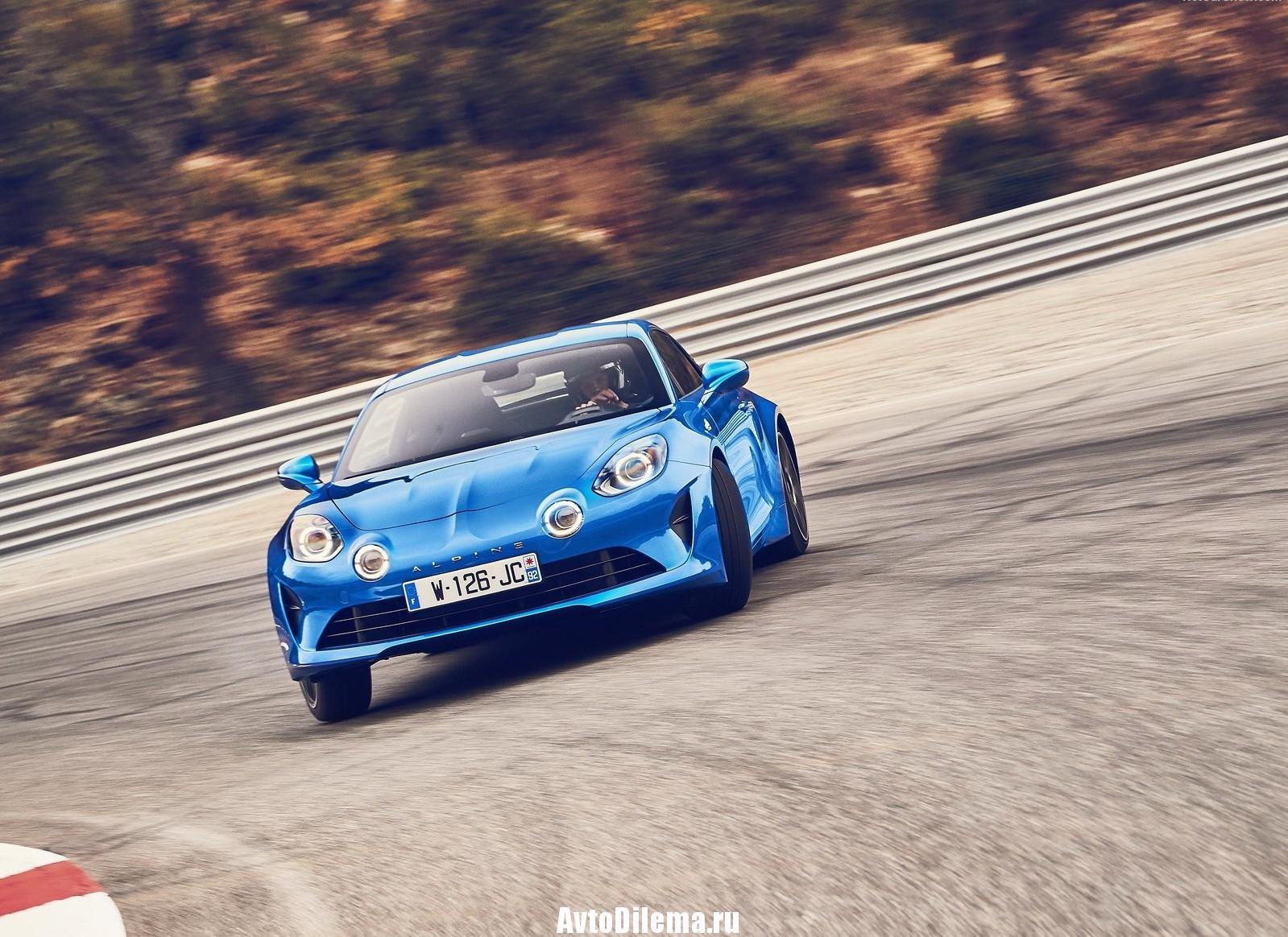Alpine A110 — возрождение легенды