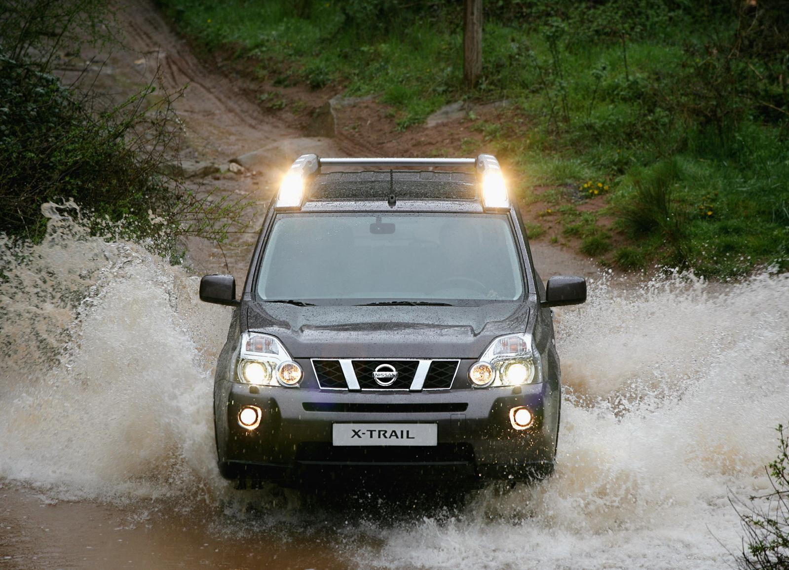 Болячки Nissan X-trail T31