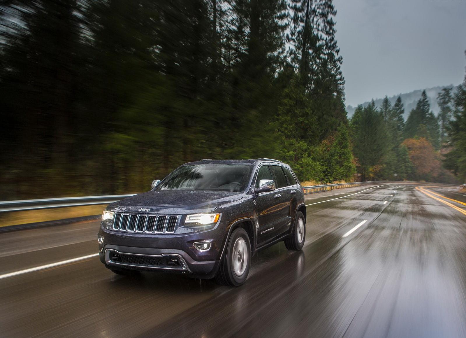 Болячки Jeep Grand Cherokee WK2