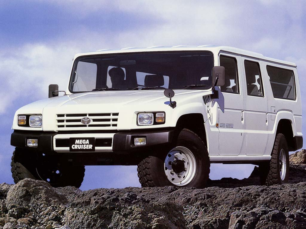 Что такое Toyota Mega Cruiser?