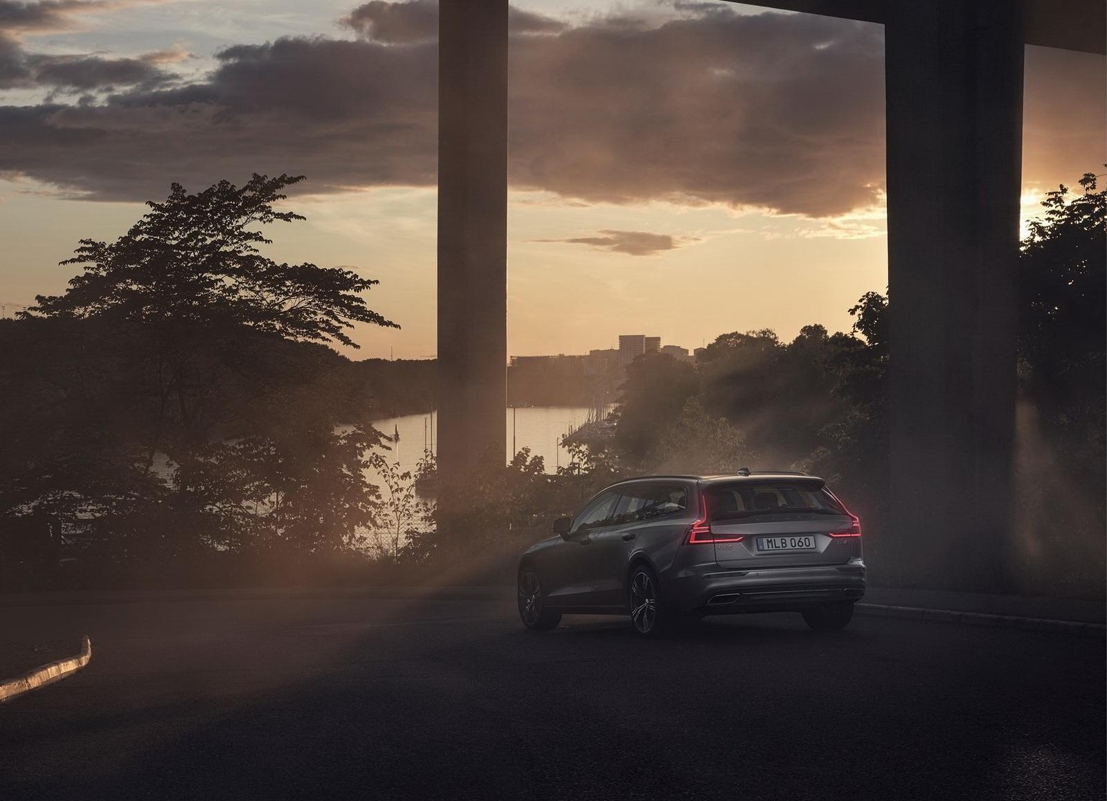 Новый Volvo V60 — обзор от Джереми Кларксона