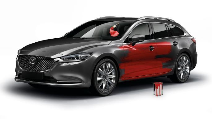 Новая Mazda 6 универсал – обзор Джереми Кларксона.