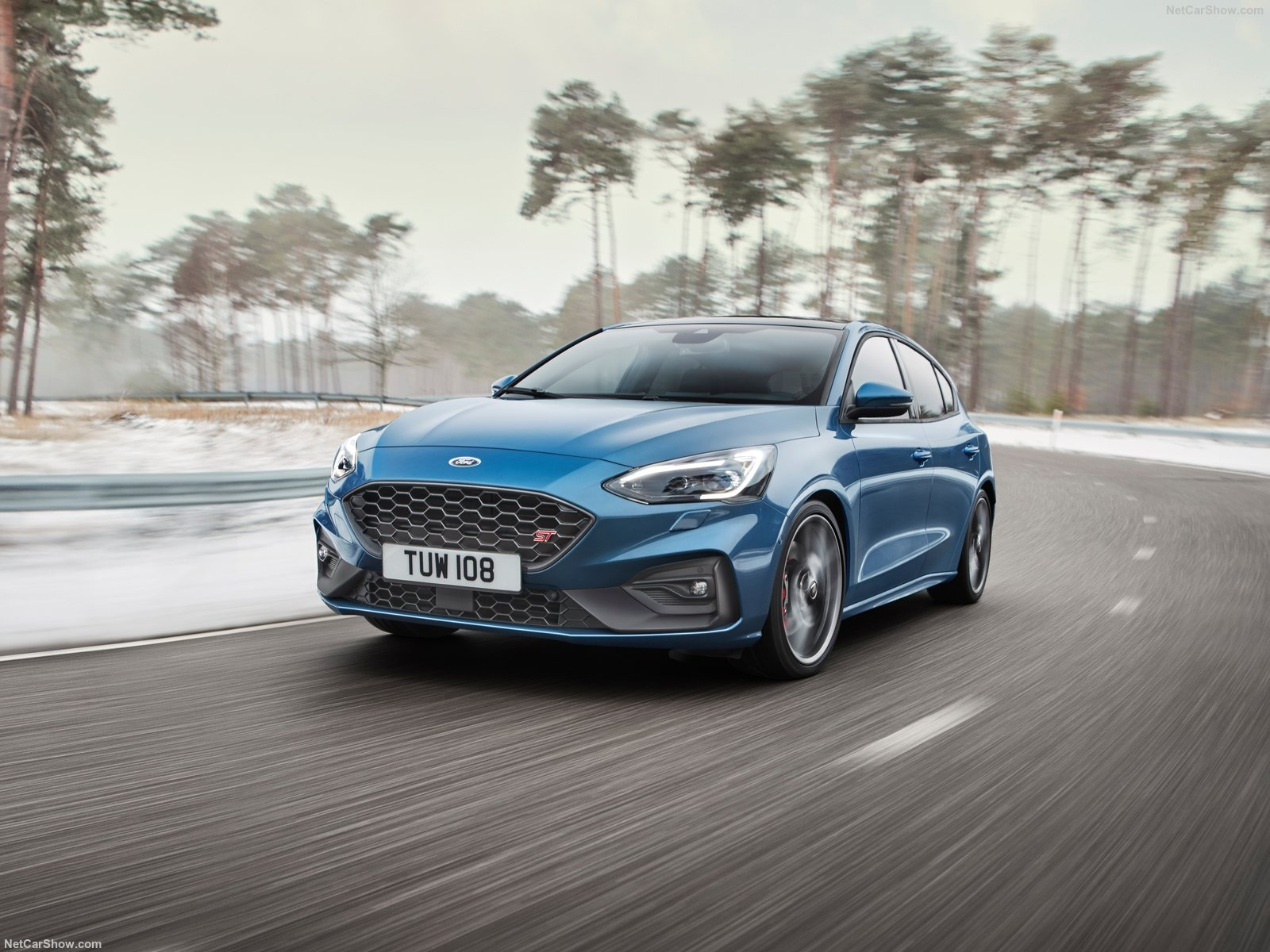 Новый Ford Focus ST 2019