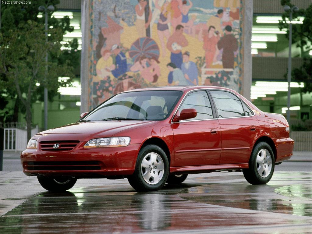 Эта Honda Accord проехала больше 1 миллиона миль.