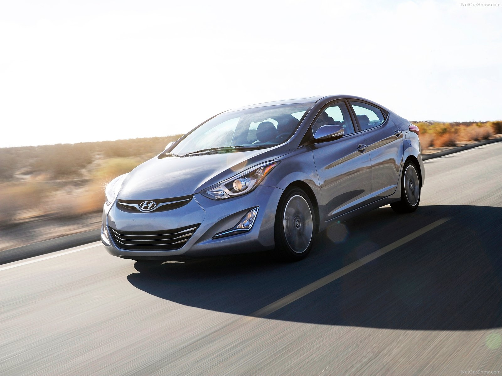 1 миллион миль на Hyundai Elantra.