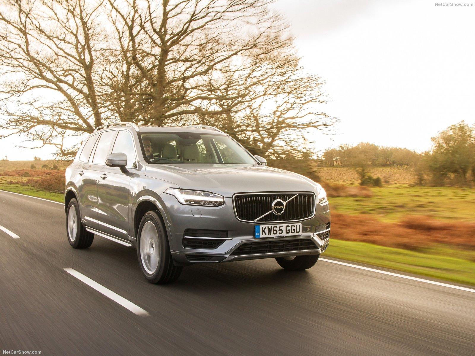 Джереми Кларксон про Volvo XC90 рестайлинг 2020